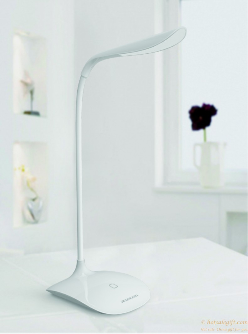 Usb Rechargeable Led Lamp Reading Lamp Dimmable Bedside
