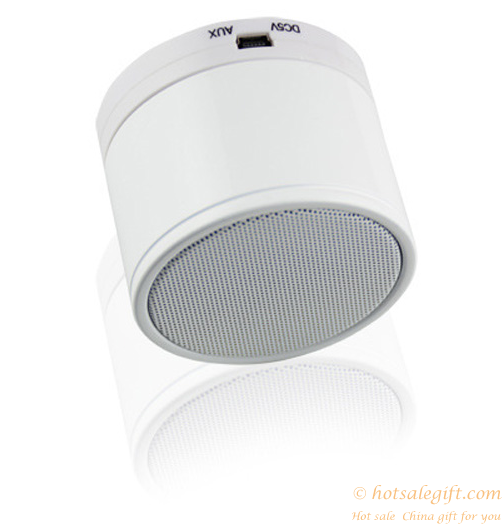 Table Speaker Card Inserts 4: Multi-colors Bluetooth Portable Speaker Subwoofer With