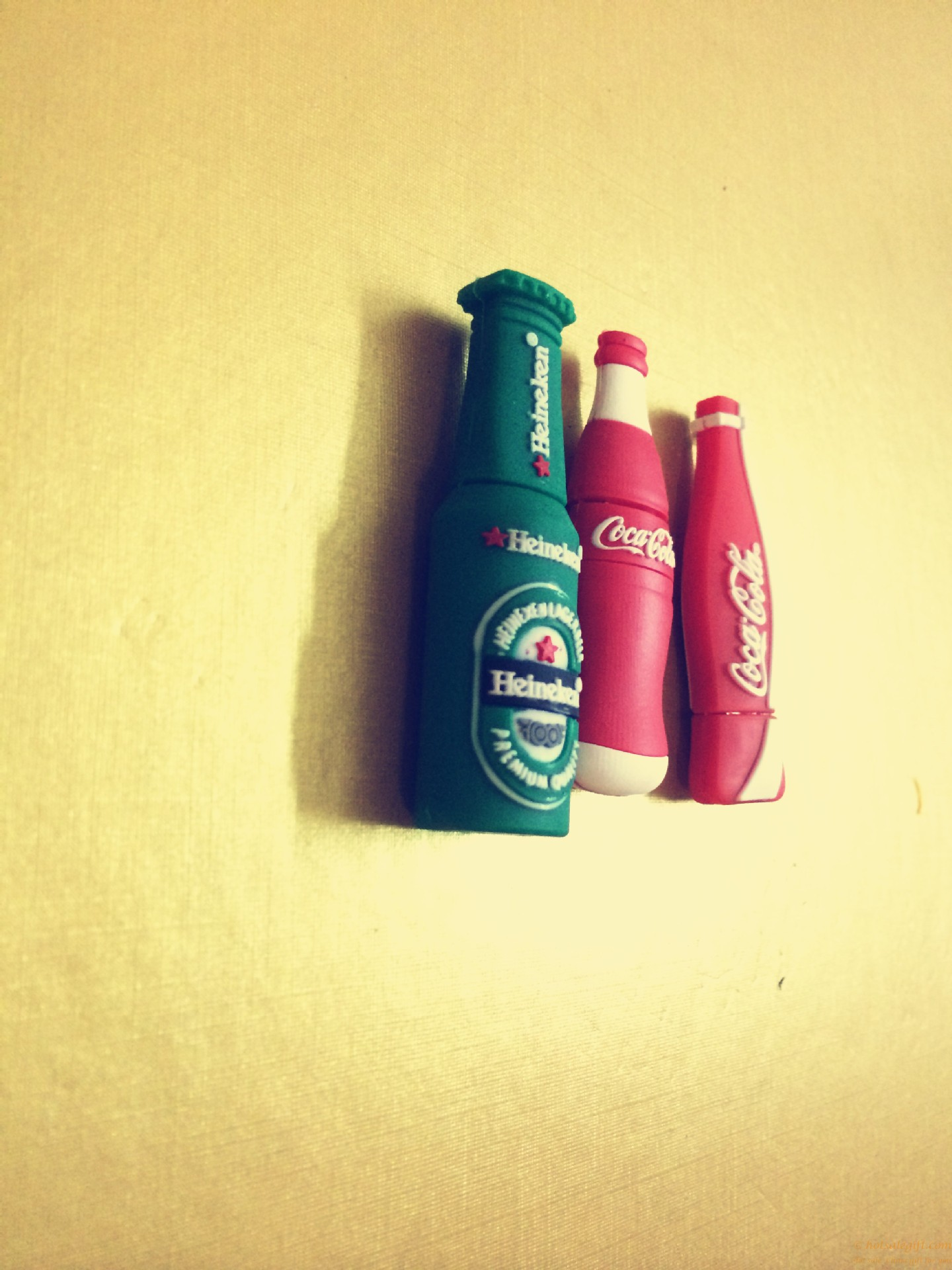 Silicone Coca – Cola cartoons U disk USB flash memory ...
