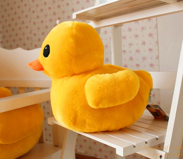 Big Yellow Duck Plush Toys Yellow Duck Doll Pendant Hot