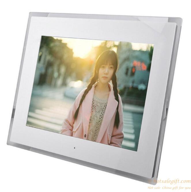 de alta definición marco de fotos digital 15 pulgadas / LED álbum de ...