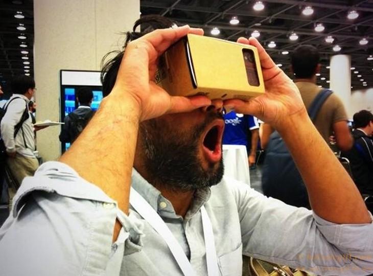Виртуальная реальность как сделать домашних условиях 576
