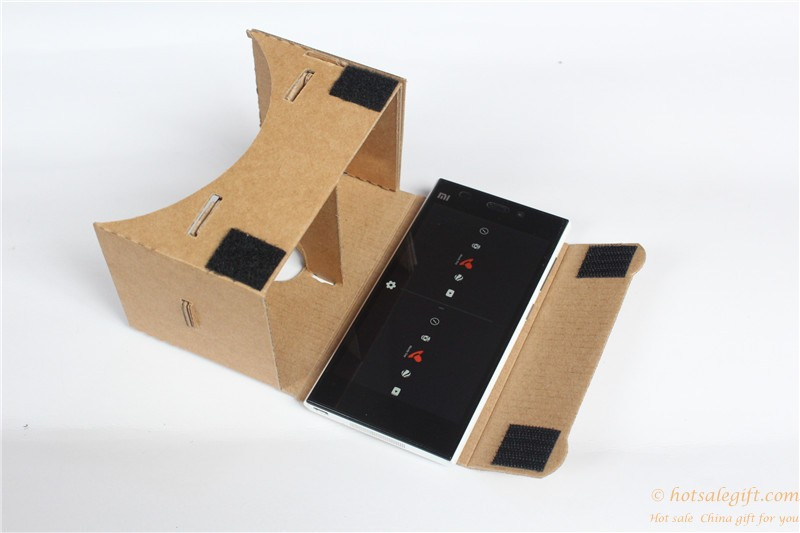Google Cardboard Diy Mobile Phone Virtual Reality 3d