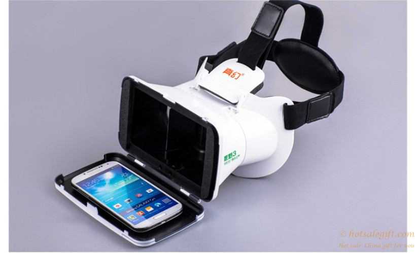 D Vr Virtual Reality Glasses