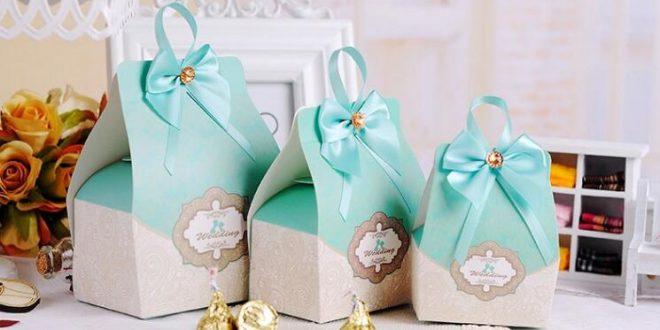 European Style Candy Box Creative Wedding Supplies