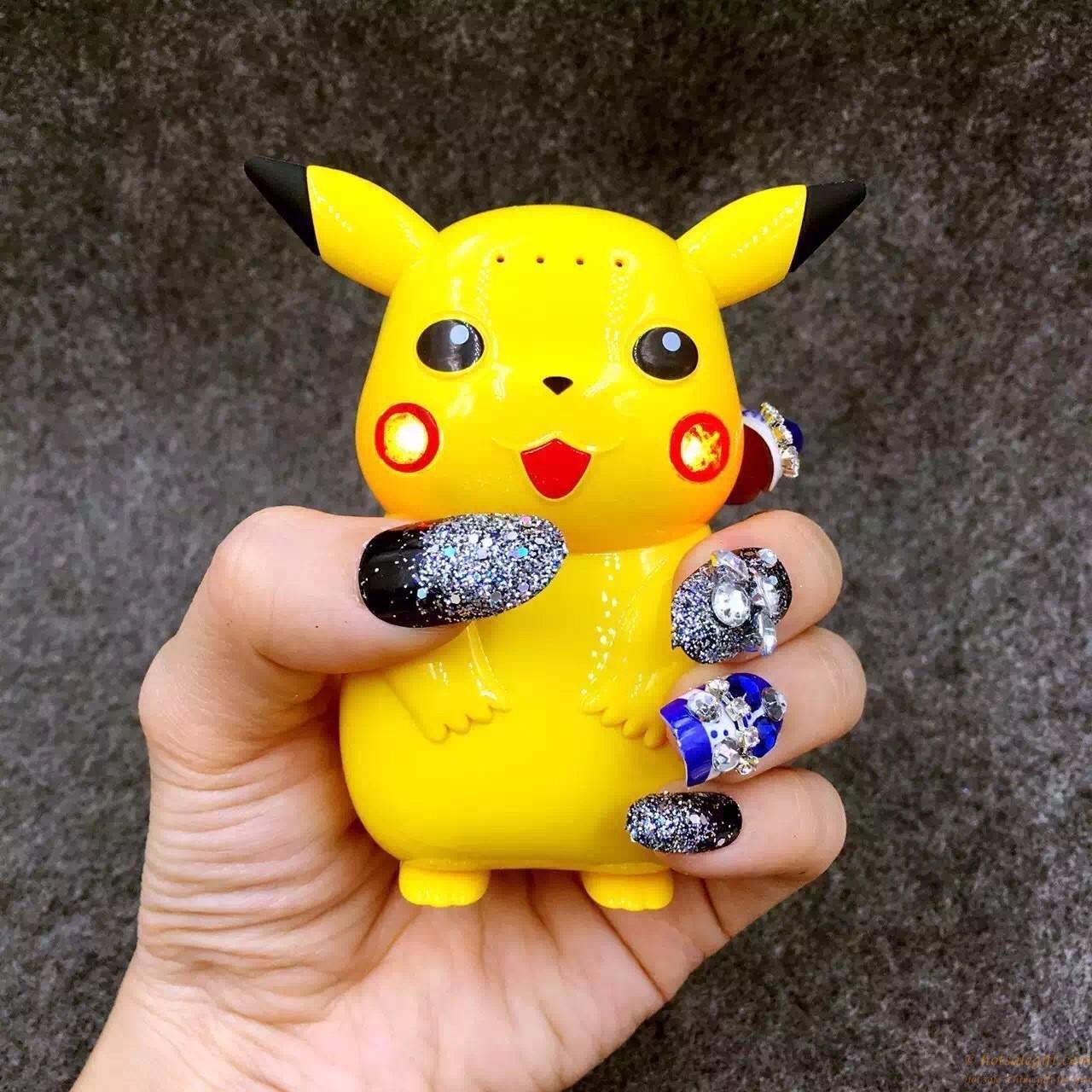 10000mah Pokemon Pikachu Pokeball Power Bank For Iphone