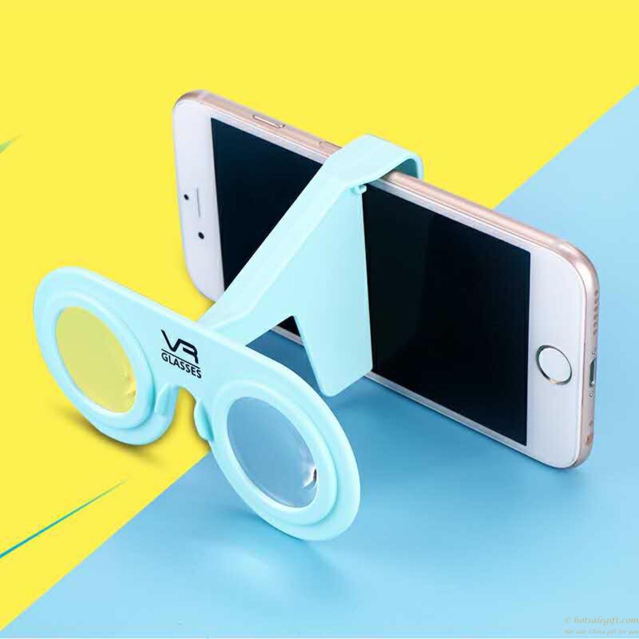 Foldable Virtual Reality Glasses D
