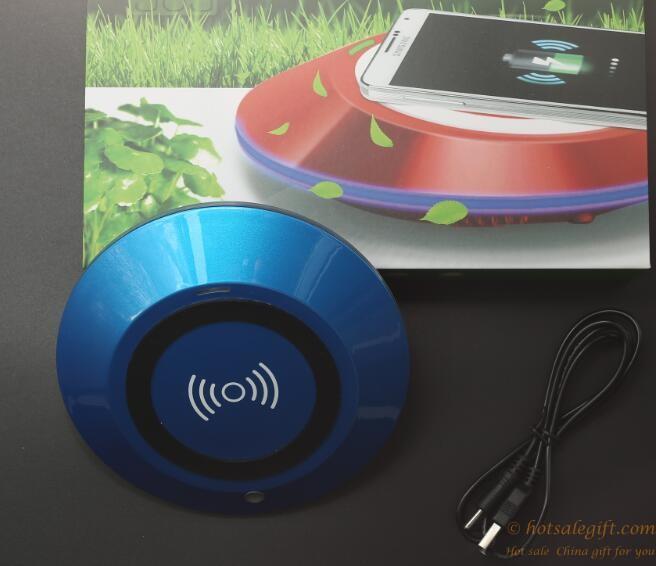 Wireless Charging Cigarette Smoke Absorption Car Air
