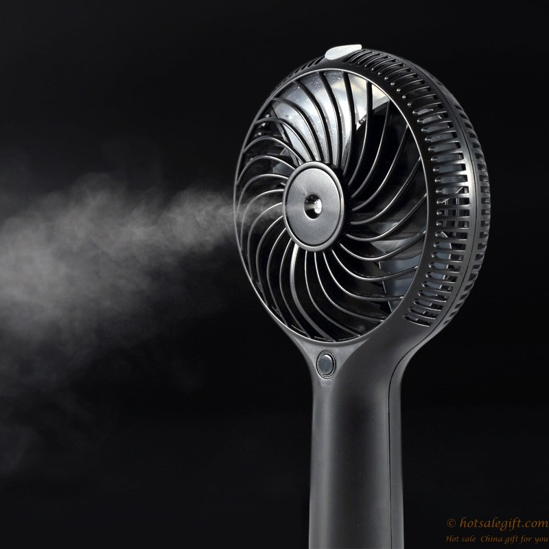 Usb Mini Cooling Portable Rechargeable Misting Fan