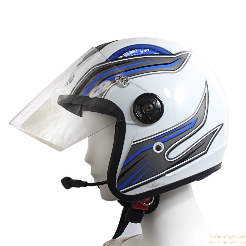 bluetooth motorcycle helmet headset earphone with mic. Black Bedroom Furniture Sets. Home Design Ideas